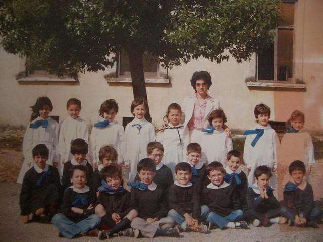 Casamassima-La Scuola Elementare Guglielmo Marconi compie ottanta anni-06_ A.S. 1982-83