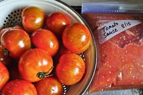 tomato sauce/feature