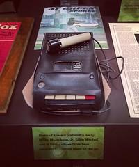 Al Green's tape recorder #Algreen #soul #Stax #memphis #tennessee #usa #eua