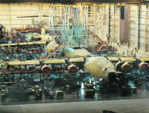 C-17 Production Line
