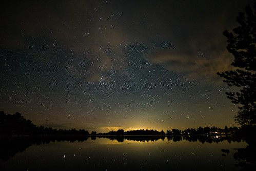 stars us colorado unitedstates nightsky redfeatherlakes