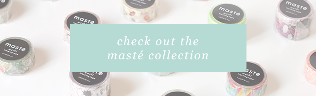 check out the maste collection