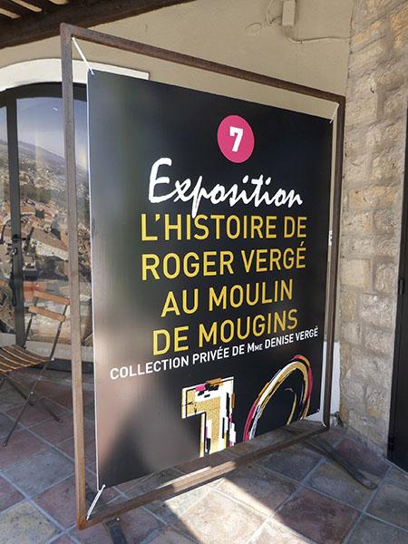 l'Histoire de Roger Vergé