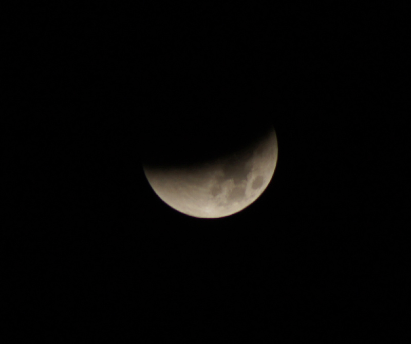 Eclipse totale de Lune - 28 septembre 2015 21587115878_91f5878624_o