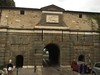Bergamo Gate, with Venetian Lion
