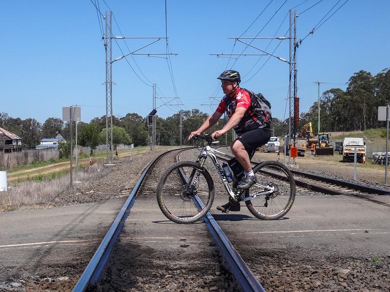 Railway Crossing - Walloon