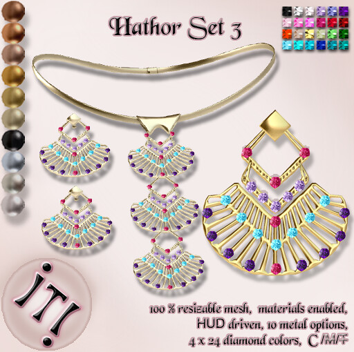 !IT! - Hathor Set 3 Image