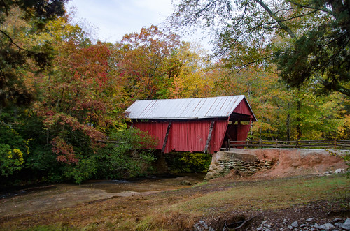 Campbell Covered Bridge-002