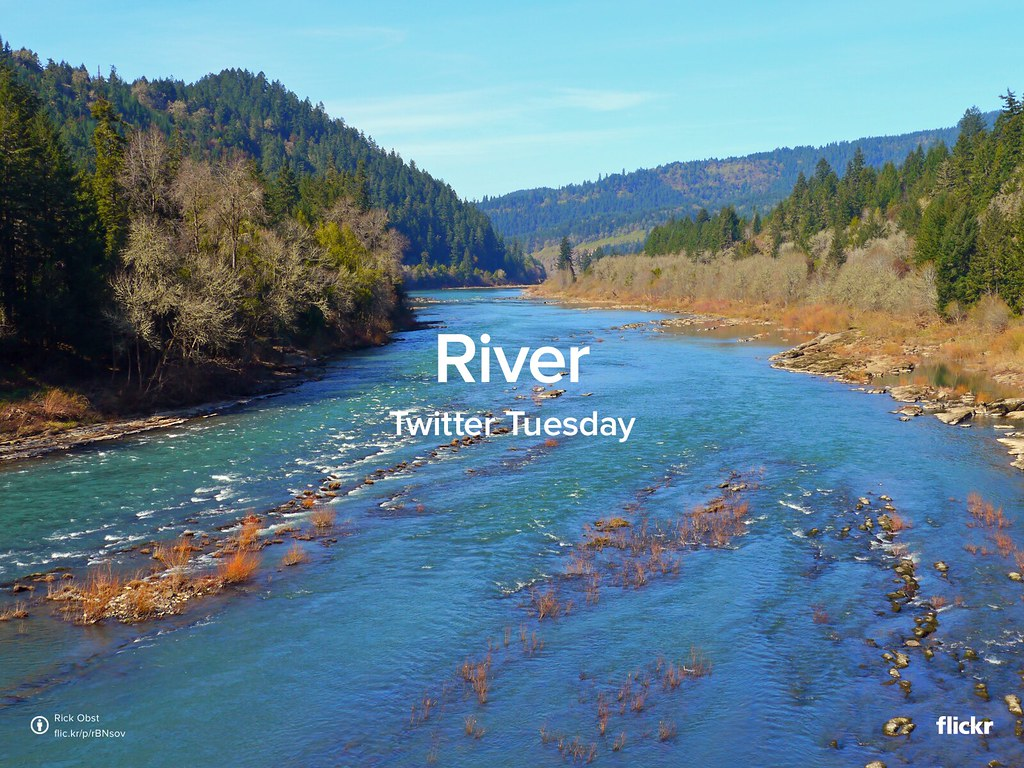 Twitter Tuesday: River