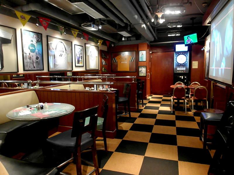 香港利景飯店-酒吧 3