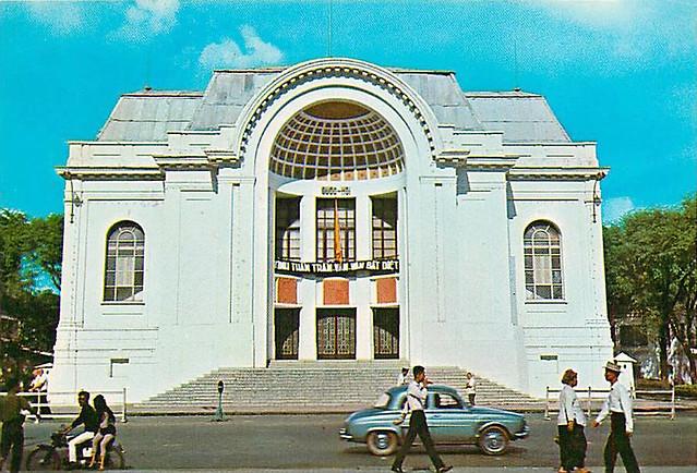 SAIGON 1966 - Assemblée Nationale Législative