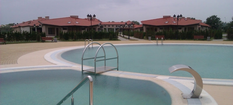 Лечебно-оздоровительный комплекс «Витязь» в Анапе