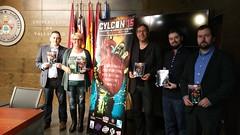 CYLCON 2015. Rueda de prensa presentación.  *Mónica Martínez ASOFED / Eventos y Producciones K