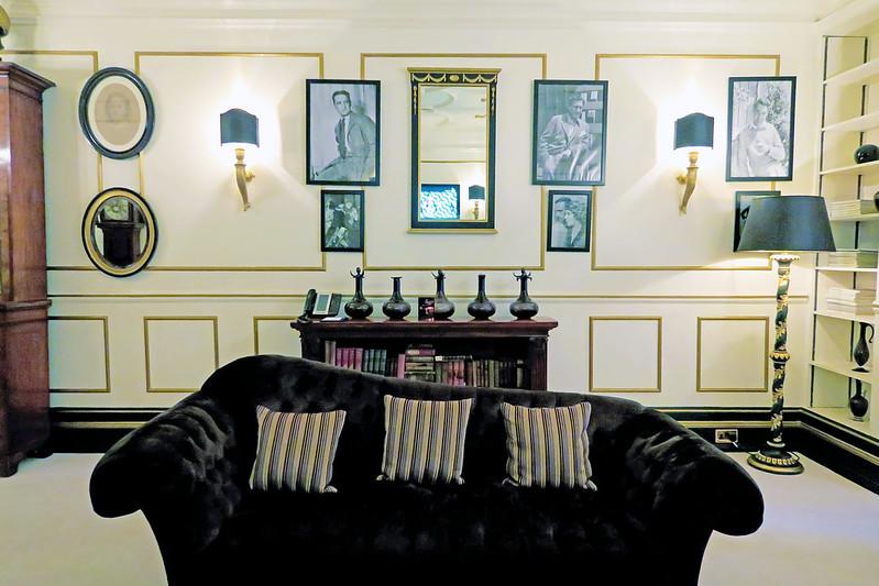 No.11 Cadogan Gardens Hotel typicalben