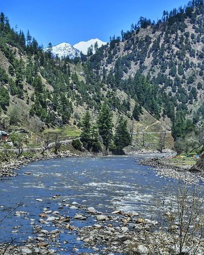 pakistan mountain nature river square squareformat azadkashmir neelumriver neelumvalley iphoneography exploredpakistan instagramapp uploaded:by=instagram
