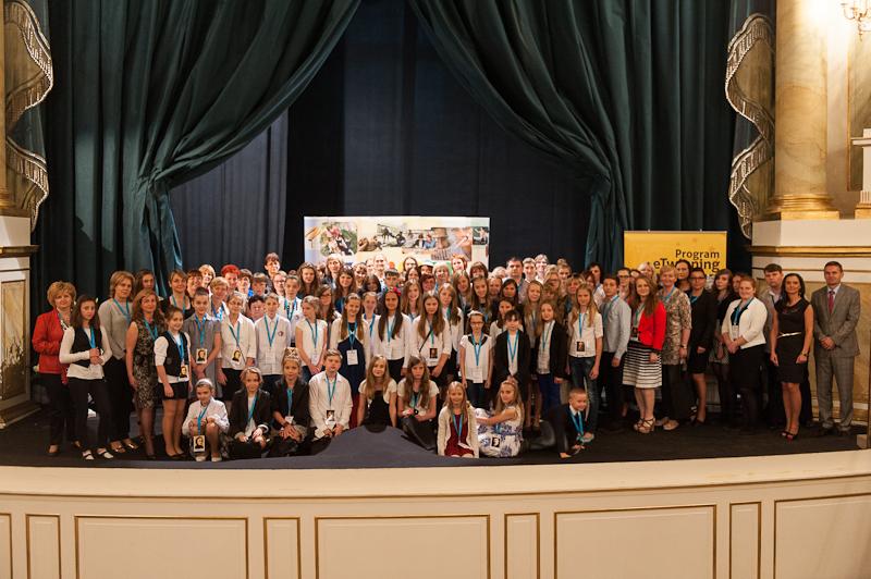 Nasz projekt eTwinning 2014
