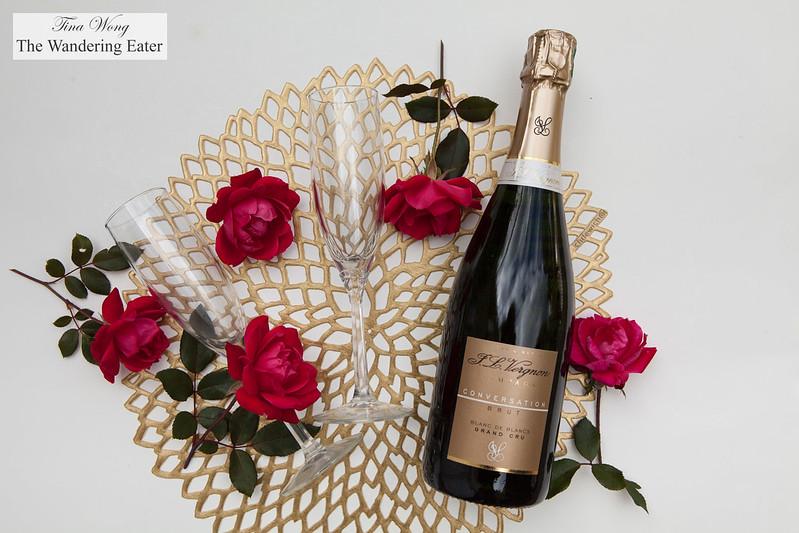 JL Vergnon Éloquence Champagne