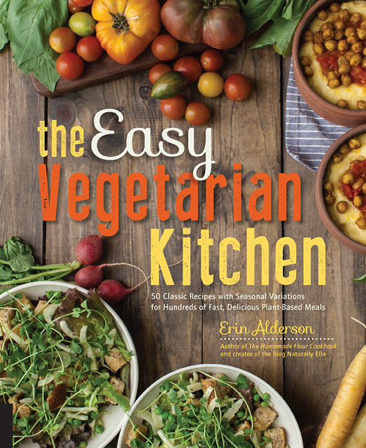 The Easy Vegetarian Kitchen