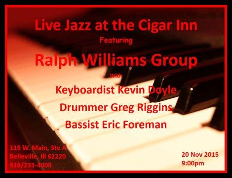 Cigar Inn 11-20-15