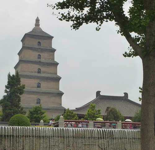 CH-Xian-Pagode de l'Oie (5)