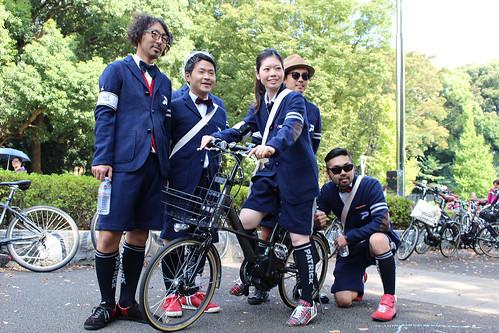 ツイード・ラン・東京 2015_7