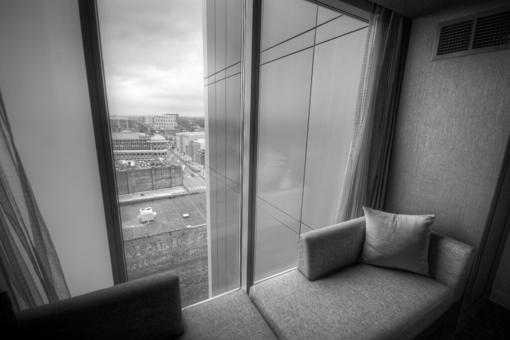 Rainy Hotel Afternoon