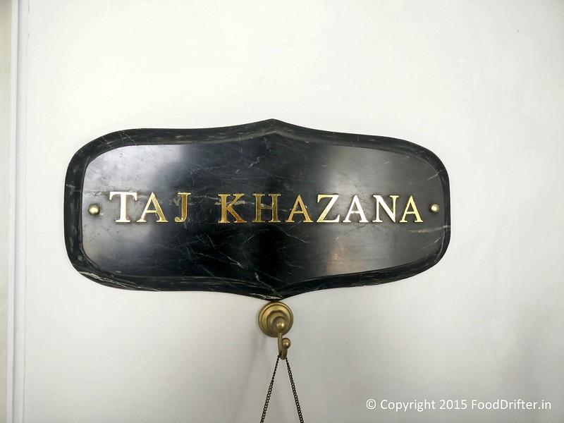 Taj Khazana