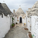 Trulli in Alberobello - Puglia, Italy