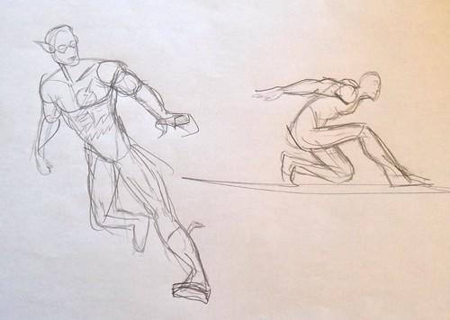 Draw & Sketch Class 1
