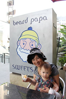 Beard Papa in Hollywood
