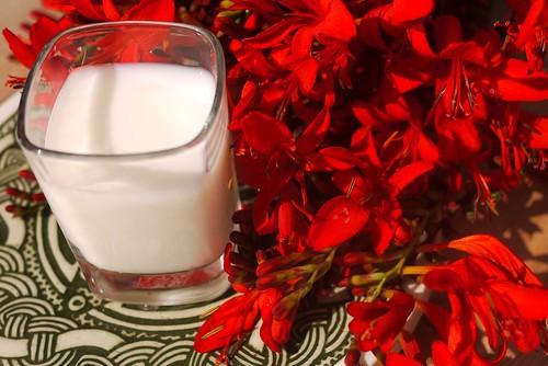Milk offering