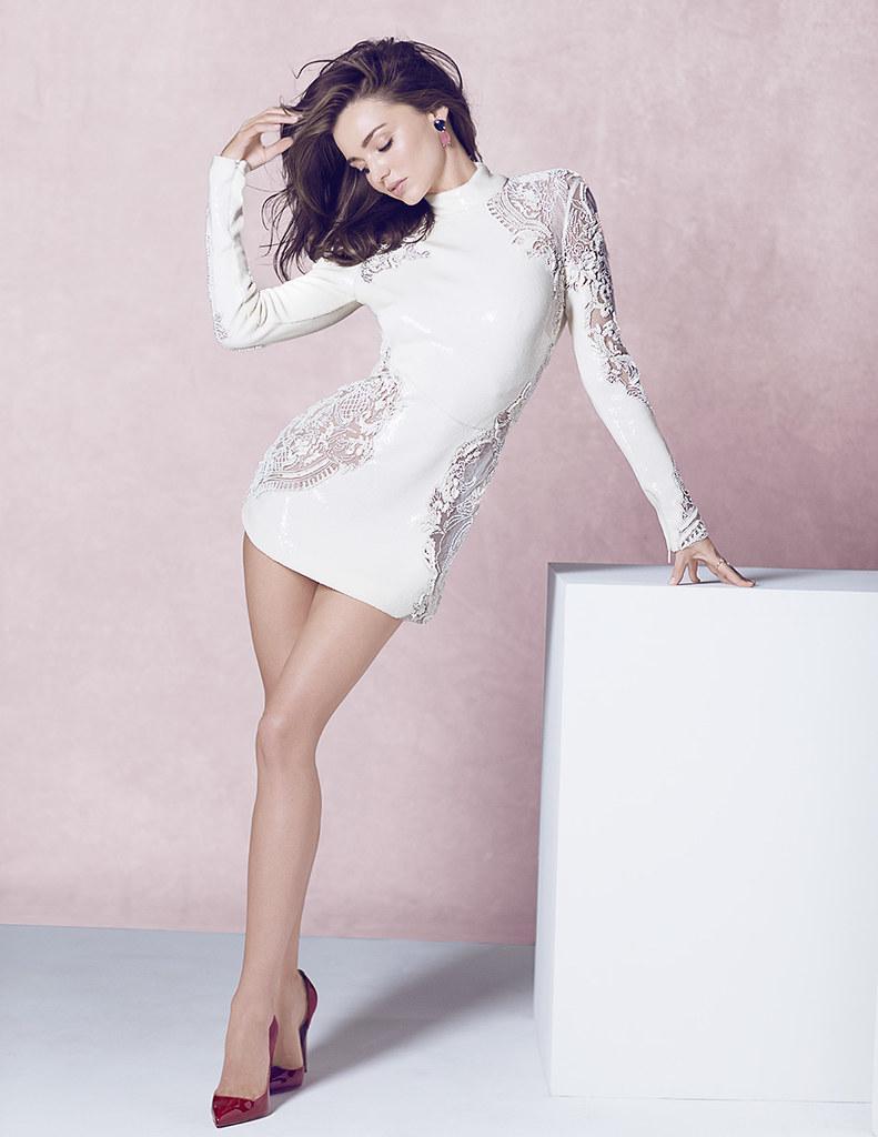 Миранда Керр — Фотосессия для «Vogue» TH 2015 – 2