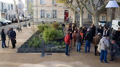 mar, 01/12/2015 - 12:00 - place De Lattre de Tassigny - place De Lattre de Tassigny  création d'un jardin