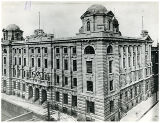 Wellington General Post Office, opened November 26 1912