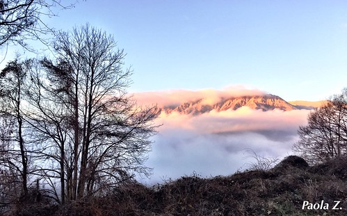 sky nature clouds montagne landscape photography tramonto colours cielo capture nebbia iphone appenninoreggiano cerretolaghi