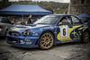 Marti Bentivogli Subaru Impreza WRC