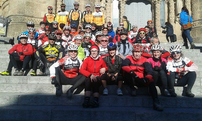 endoguerreras sprint bike - Tibidabo