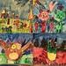 Watercolors by Ms. Murphy's 2nd grade students... @MurphRoom5 #twitter #lewis