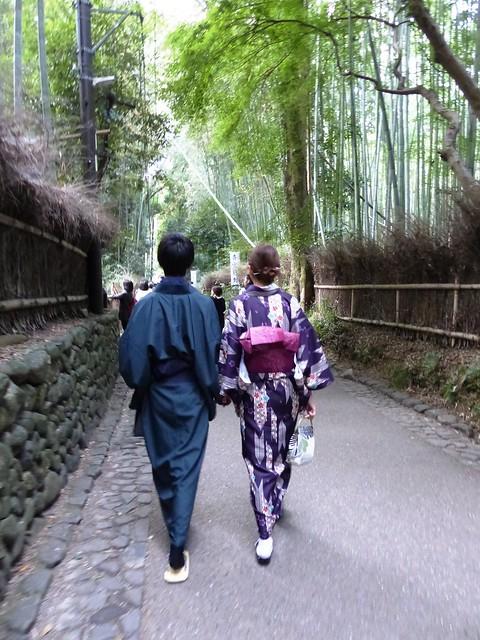 Arashiyama bamboo grove 3