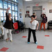 Agless Action Seniors learn African dance at the Lenox Hill Senior Center April 2015