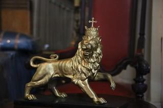 Lion of Juddah.