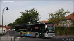 Mercedes-Benz Citaro - Cars Lacroix / STIF (Syndicat des Transports d'Île-de-France) – Le Parisis