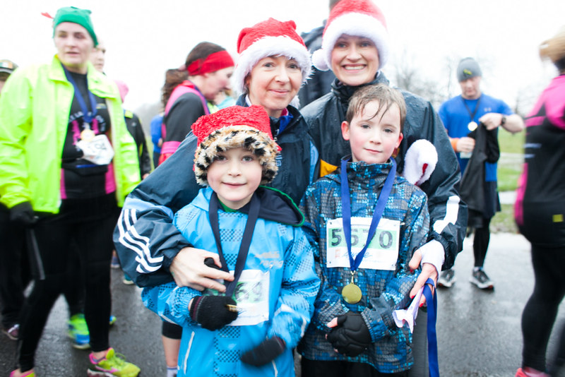 Aware Christmas Run 2015