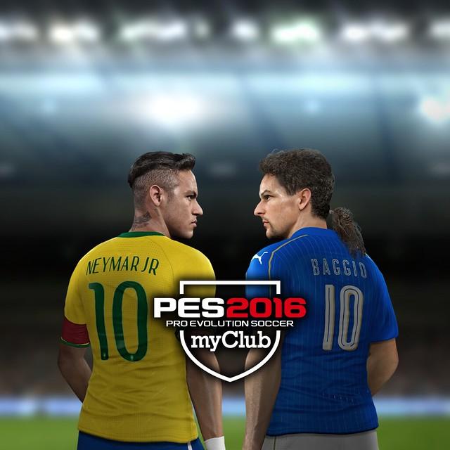 Pro Evolution Soccer 2016 Myclub (Grátis para Jogar)