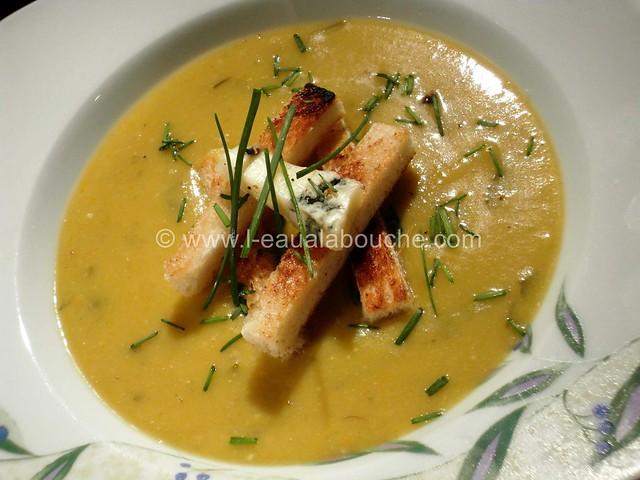 Soupe de Légumes au Gorgonzola © Ana Luthi Tous droits réservés 13