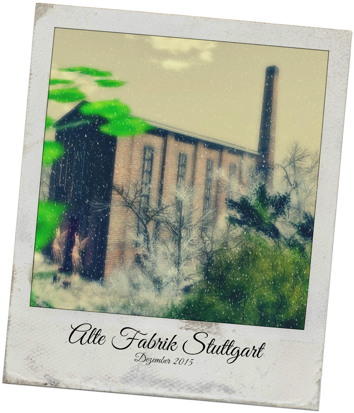 Alte Fabrik Stuttgart