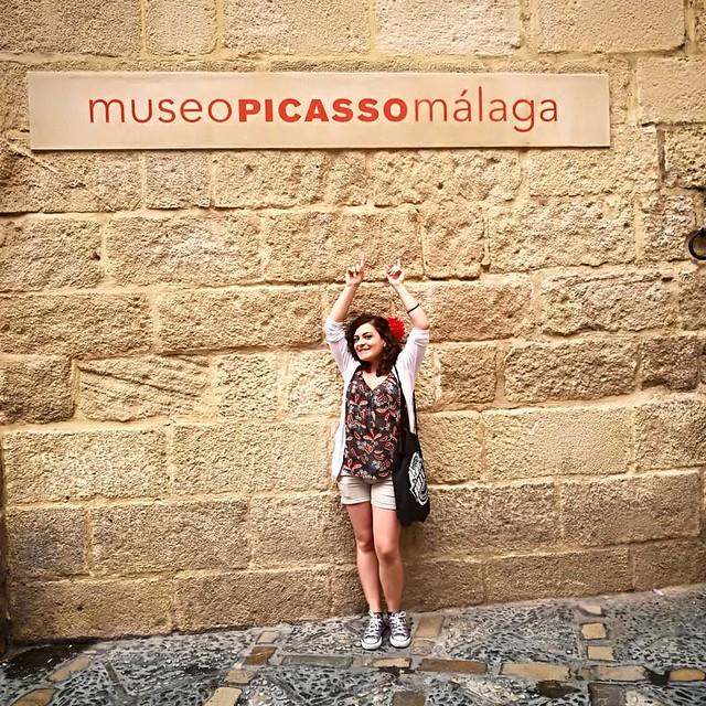 Malaga - Museo Picasso