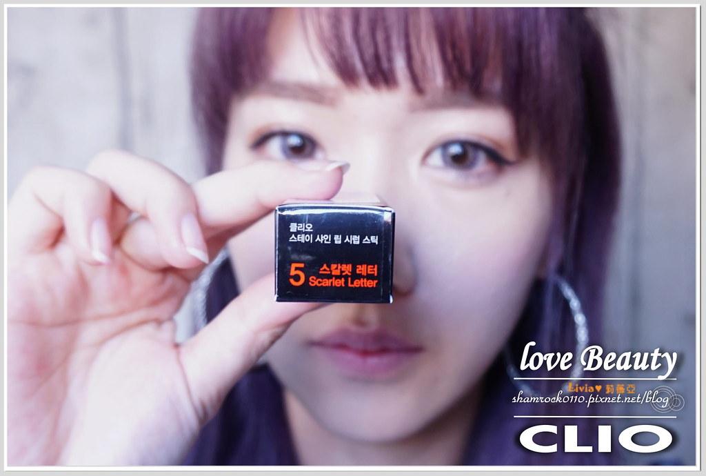 CLIO唇膏加唇釉試色-11