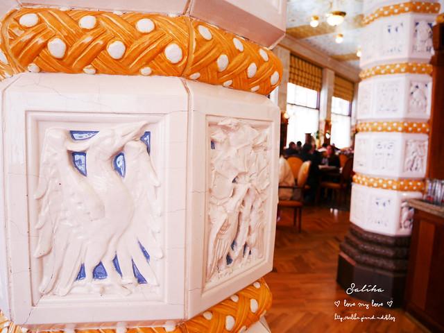 布拉格Cafe Imperial 帝國咖啡館 世界最美十大咖啡館 (21)