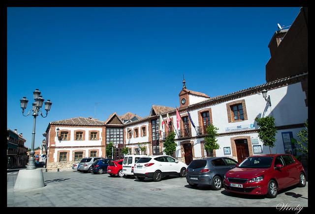 Qué ver en San Agustín de Guadalix - Ayuntamiento